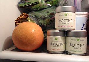 Making the Most of Your Matcha:  The Care and Keeping of Your Tea