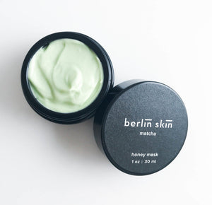 Mizuba Honey Mask + Berlin Skin