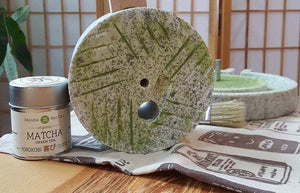 The Ishi Usu - what using a stone matcha mill is all about!