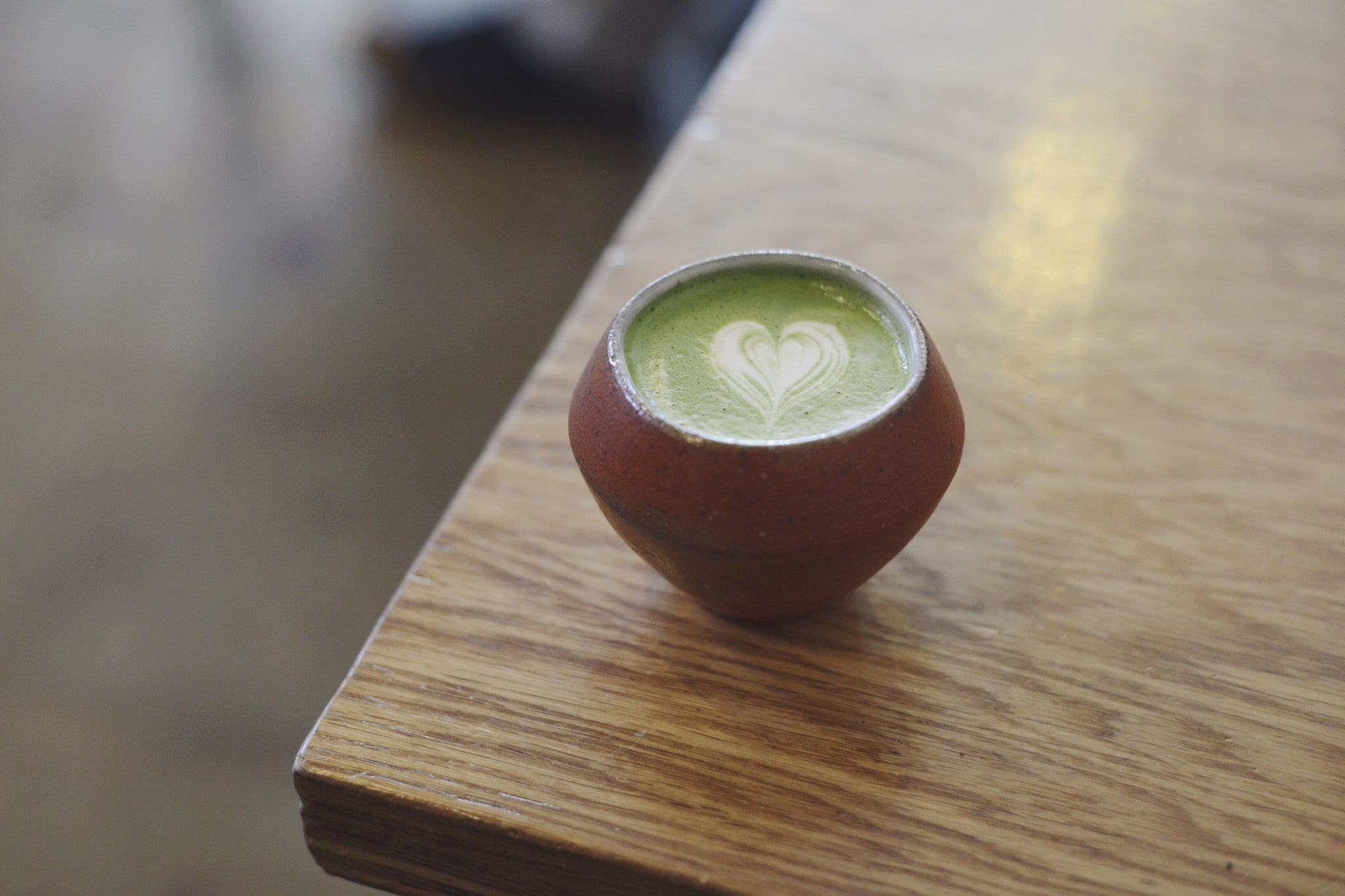 The perfect at home Matcha Green Tea Latte
