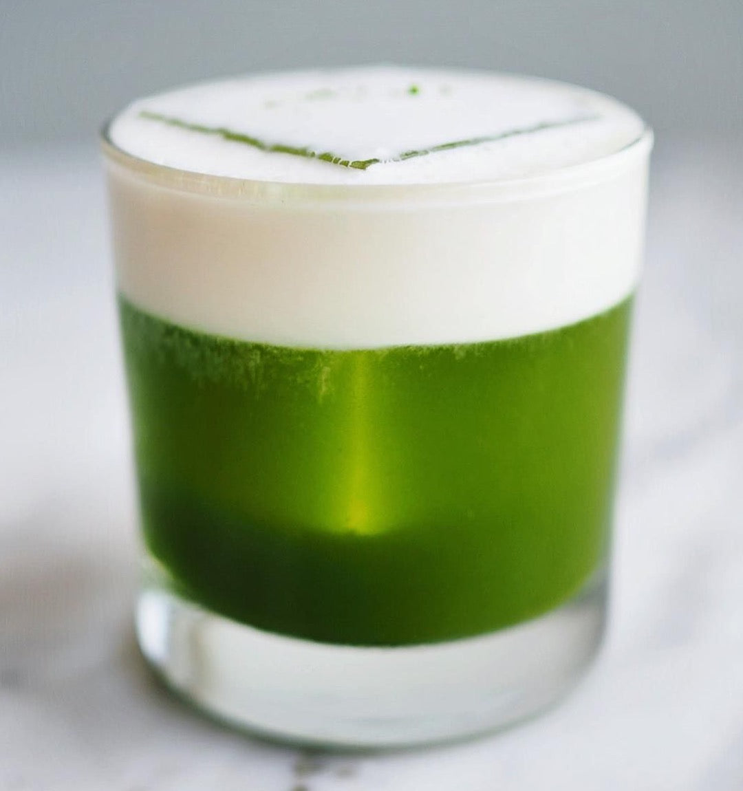 The Diving Bell  - A Mizuba Matcha Gin Cocktail by Tusk
