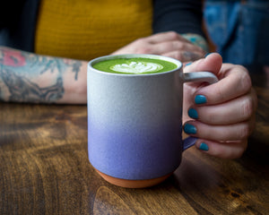 Mazama Wares + Mizuba Tea Co. Limited Edition Fade Mug