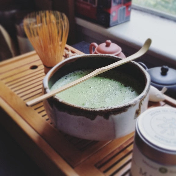 Mid-Afternoons with a Matcha Maven - Steep Stories