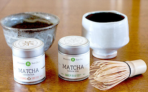 Mizuba Tea Co. Featured in Edible Magazine