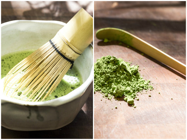 Imbibe's Top Picks: House Mizuba Matcha Tea