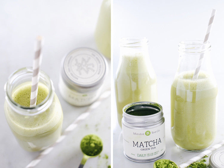 Pistachio Matcha Milk by Real Simple Good.com