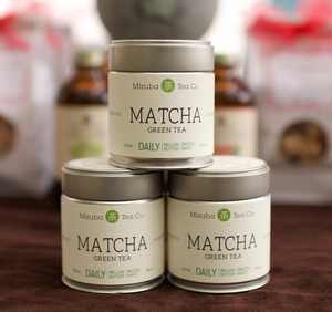 I Heart Teas Review: Daily Mizuba Matcha