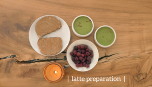 Matcha latte guide! Learn how to make this beautiful breakfast tea at home