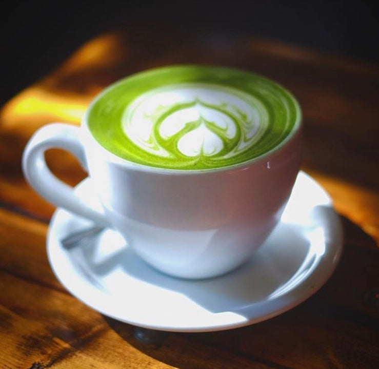 Perfect Mizuba Matcha Green Tea Latte for Coffee Shops. Training Video on how to make