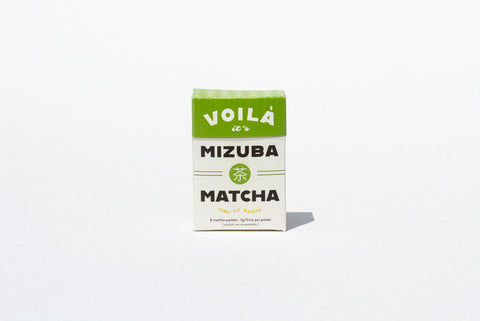 Travel Matcha Green Tea TO-GO! Eco Friendly Box and Packet