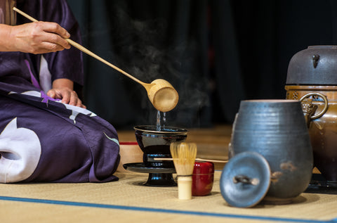 Authentic Japanese Tea Ceremony with Mizuba Matcha Green Tea in Uji, Japan. Kyoto history