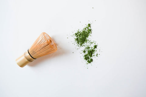 Mizuba Matcha Photo courtesy of Berlin Skin
