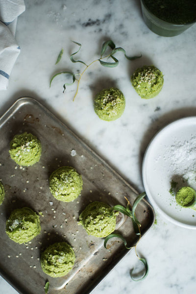 Best Culinary Organic Matcha for Green Tea Macaroon Recipe