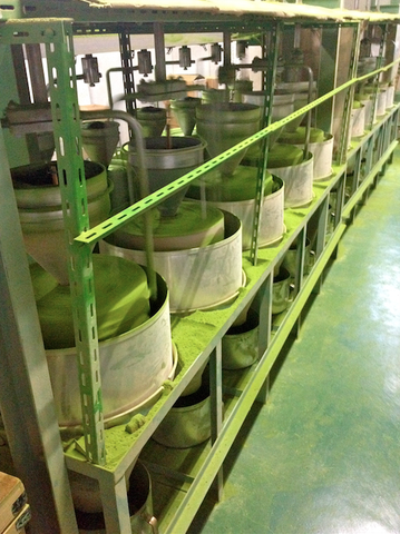 Mizuba Matcha stone ishi usu granite matcha mills. How your matcha is made! Mizuba Tea Co.