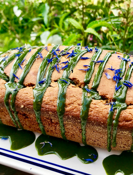 The Matcha Green Tea Cake Recipe of your Dreams