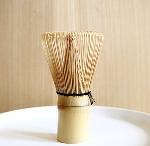 Mizuba Tea Company 120 Prong, Bamboo Matcha Green Tea Whisk
