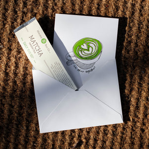 Send a Matcha Green Tea Gram!