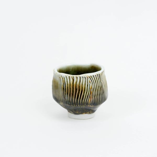 Handcrafted Gyokuro tea cup