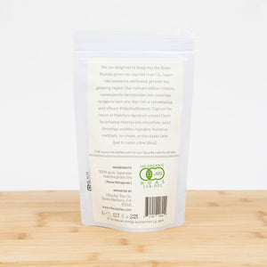 100g Culinary Organic Matcha Green Tea