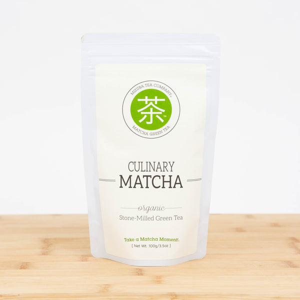 Organic Culinary Japanese Matcha Green Tea