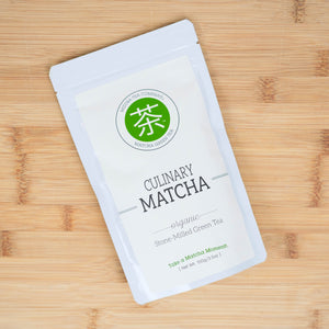 Best Culinary Organic Matcha Green Tea from Japan