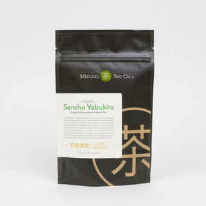 Mizuba Organic Single Estate Yabukita Sencha