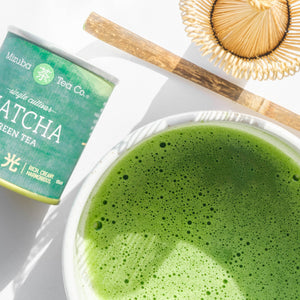 Japanese luxury matcha green tea kit