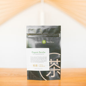 Organic Sencha Loose Leaf Tea