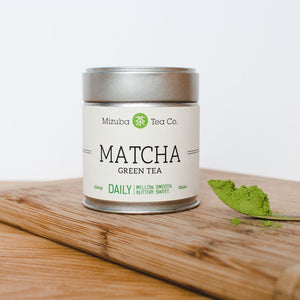 Mizuba Tea Co Daily Matcha Green Tea from Uji