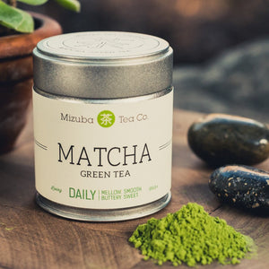Mizuba Tea Co Daily Matcha Uji-Direct