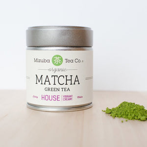 Mizuba House Organic Matcha Green Tea