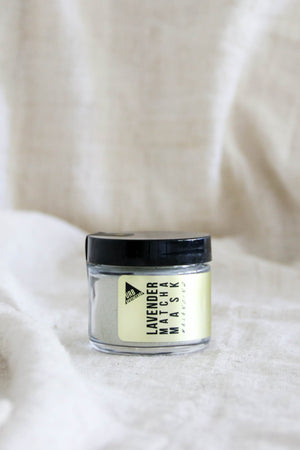 Give lavender mizuba matcha green tea face masks from California skincare specialist!