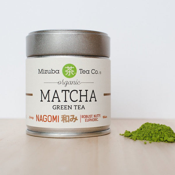 Nagomi Ceremonial Organic Matcha Green Tea