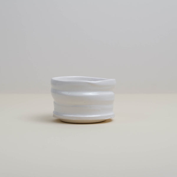 Elegant Floating Cloud Chawan