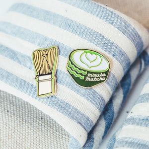 Mizuba Enamel Pin Set