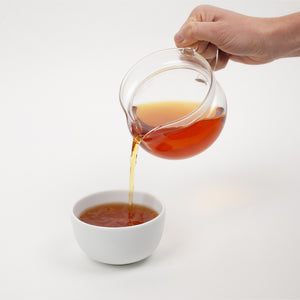 Learn about wakoucha black tea from Japan