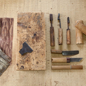 Artisan Cherrywood Tea Tools