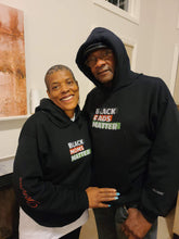 Load image into Gallery viewer, Black Dads Matter Unisex Hoodie