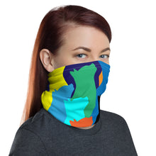 Load image into Gallery viewer, Cat Happy Neck Gaiter