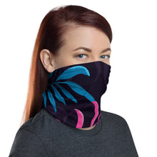 Load image into Gallery viewer, Multi Pink Palm Neck Gaiter