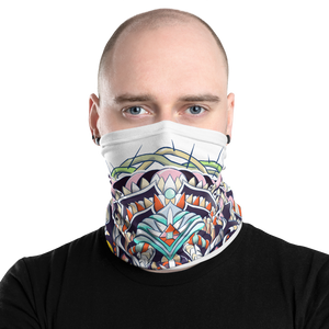 Tiger Crown Neck Gaiter