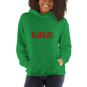 Black Lives Matter BLM Civil Rights Unisex Hoodie