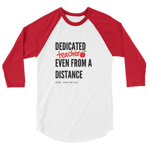 Teaching from a Distance Tee