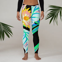 Load image into Gallery viewer, Full Bloom Leggings