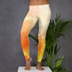 Orange Dream Leggings
