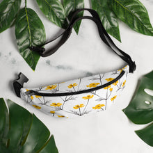 Load image into Gallery viewer, Spring Flowers Fanny Pack