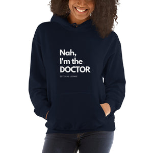 I AM the DR. Unisex Hoodie