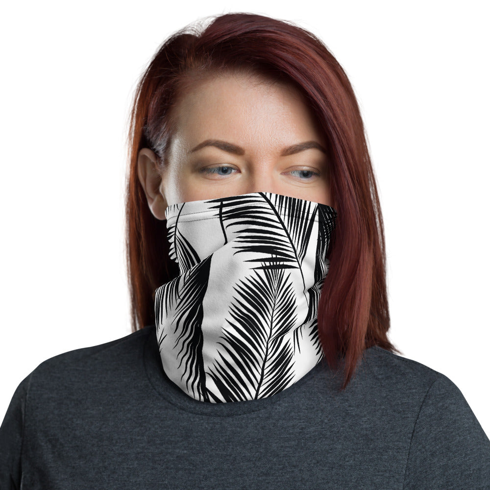 Palm Sketch Neck Gaiter