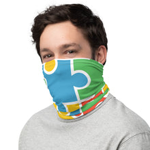 Load image into Gallery viewer, Autism Awareness Neck Gaiter