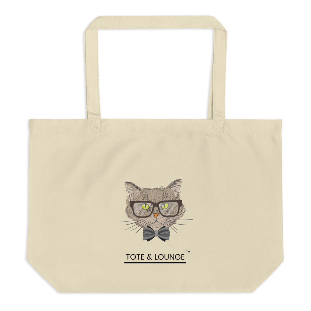 Mr. W's Large Organic tote bag